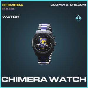 chimera watch rare call of duty modern warfare warzone item