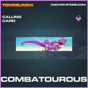 Combatourous calling card epic call of duty modern warfare warzone item