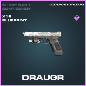 Draugr X16 skin epic call of duty modern warfare warzone item