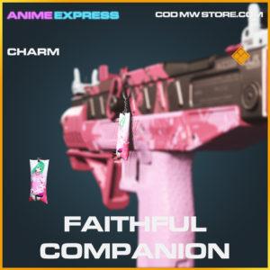 Faithful Companion charm legendary call of duty modern warfare warzone item