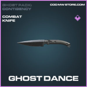 Ghost Dance combat knife epic call of duty modern warfare warzone item