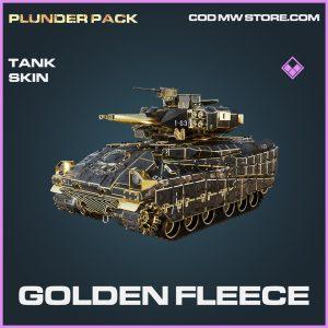 Golden fleece tank skin epic call of duty modern warfare warzone item