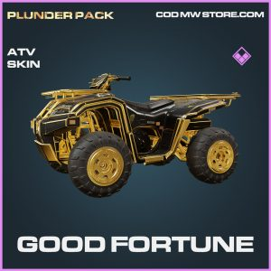 Good fortune atv skin epic call of duty modern warfare warzone item