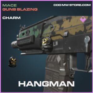 Hangman charm epic call of duty modern warfare warzone item