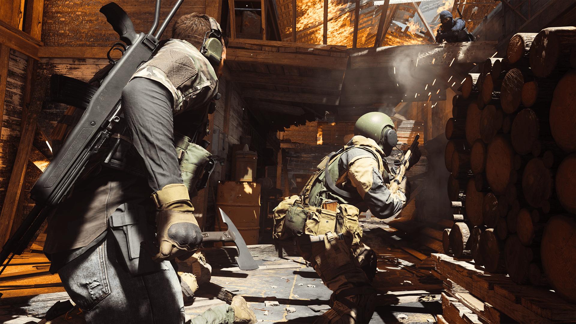 18 May 2020 Call Of Duty Modern Warfare Warzone 1 21 1 Patch