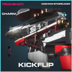 Kickflip charm rare call of duty modern warfare warzone item