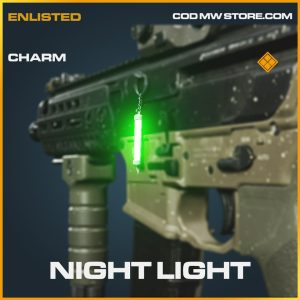 Night Light charm legenary call of duty modern warfare warzone item