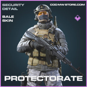 Protectorate bale skin epic call of duty modern warfare warzone item