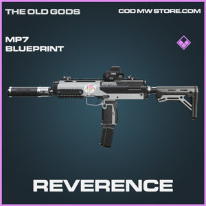 Reverence MP7 skin epic call of duty modern warfare warzone item
