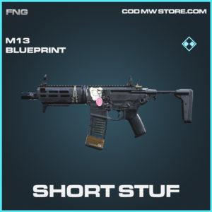 Short Stuff Kilo 141 skin blueprint rare call of duty modern warfare item