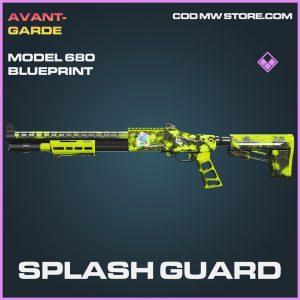 Splash Guard Model 680 skin epic call of duty modern warfare warzone item joker