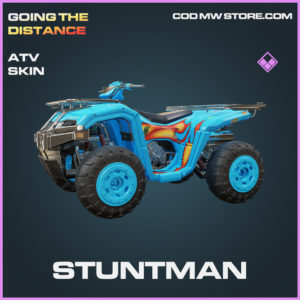 Stuntman ATV epic skin call of duty modern warfare warzone item