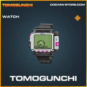 Tomogunchi watch legendary call of duty modern warfare warzone item