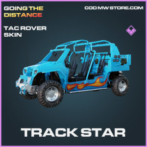 Track Star Tac rover skin epic call of duty modern warfare warzone item