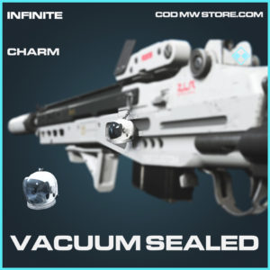 Vacuum Sealed rare charm call of duty modern warfare warzone item
