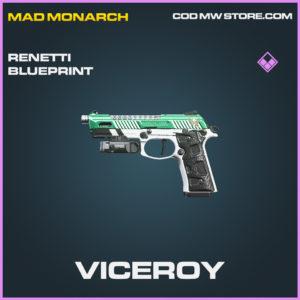 Viceroy renetti epic skin call of duty modern warfare warzone item
