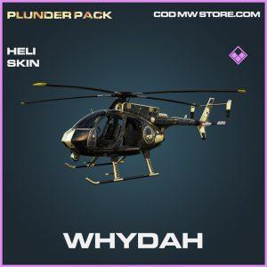 Whydah Heli skin epic call of duty modern warfare warzone item