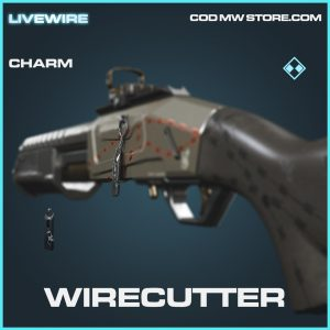 Wirecutter charm rare call of duty modern warfare warzone item