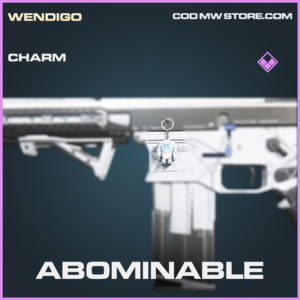 Abominable charm epic call of duty modern warfare warzone item