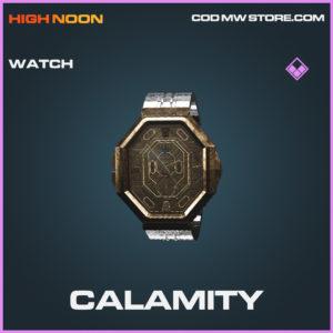 Calamity watch epic call of duty modern warfare warzone item