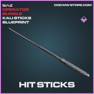 Hit Sticks Kali Sticks skin epic call of duty modern warfare warzone item