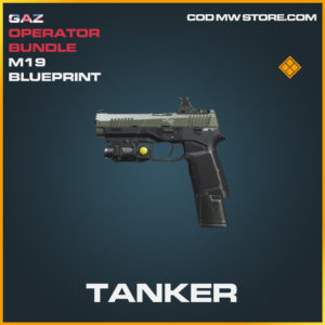 Tanker M19 skin legendary blueprint call of duty modern warfare warzone item