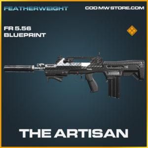 The Artisan Fr 5.56 skin legendary call of duty modern warfare warzone item