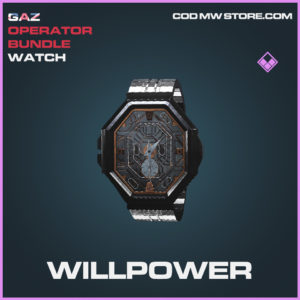 Willpower Watch epic call of duty modern warfare warzone item