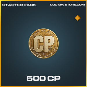 500 CP call of duty modern warfare warzone item