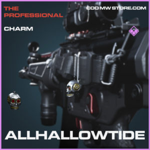 Allhallowtide charm epic call of duty modern warfare warzone item