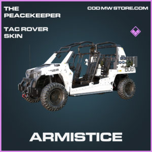 Armistice Tac Rover skin epic call of duty modern warfare warzone item