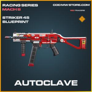 Autoclave Stiker-45 skin legendary blueprint call of duty modern warfare warzone item