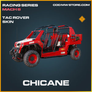 Chicane tac rover skin legendary call of duty modern warfare warzone item