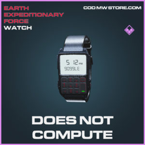 Does not compute watch epic call of duty modern warfare warzone item