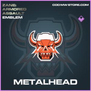 Metalhead emblem epic call of duty modern warfare warzone item