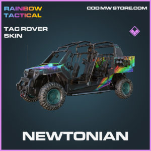 Newtonian Tac Rover skin epic call of duty modern warfare warzone item