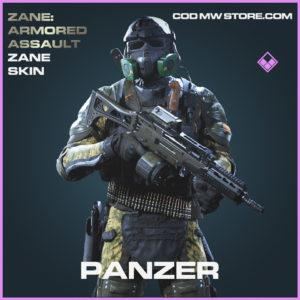 Panzer zane skin epic call of duty modern warfare warzone item