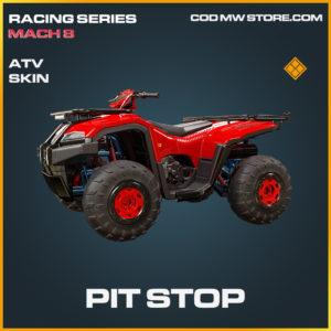 Pit Stop ATV skin legendary call of duty modern warfare warzone item