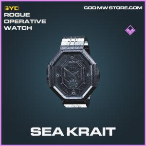 Sea Krait watch epic call of duty modern warfare warzone item