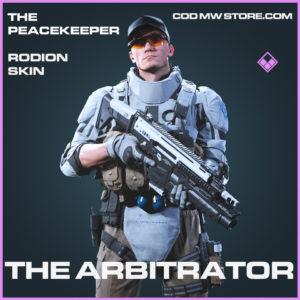 The-Arbitrator