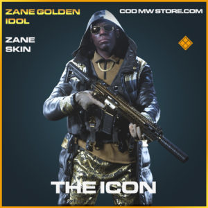The Icon Zane Skin legendary call of duty modern warfare warzone item
