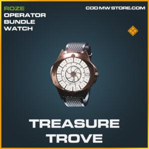 Treasure Love watch legendary call of duty modern warfare warzone item