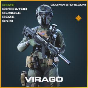 Virago Roze skin legendary call of duty modern warfare warzone item