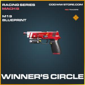 Winner's Circle M19 skin legendary blueprint call of duty modern warfare warzone item