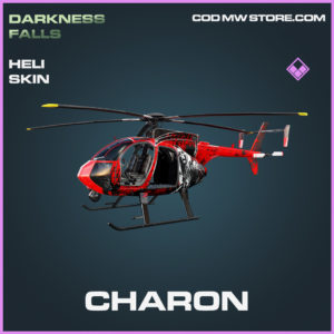 Charon Heli skin epic call of duty modern warfare warzone item