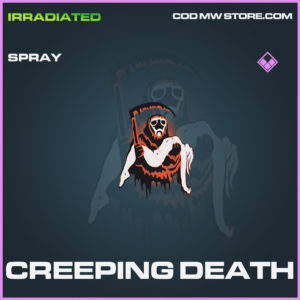 Creeping Death spray epic call of duty modern warfare warzone item