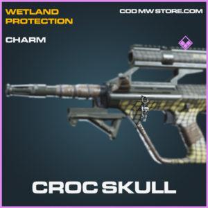 Croc Skull charm epic call of duty modern warfare warzone item