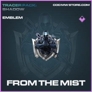 From the mist epic emblem call of duty modern warfare warzone item