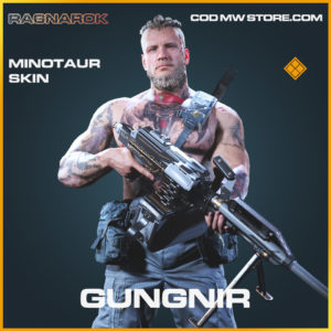 Gungnir Minotaur skin legendary call of duty modern warfare warzone item