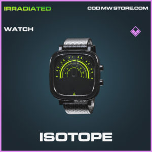 Isotope watch epic call of duty modern warfare warzone item